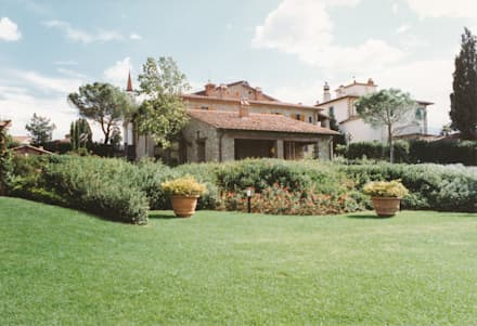 Nhà đồng quê by Morelli & Ruggeri Architetti