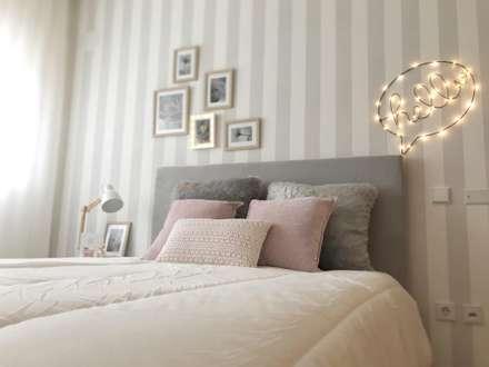 غرفة نوم مراهقين  تنفيذ Tó Liss