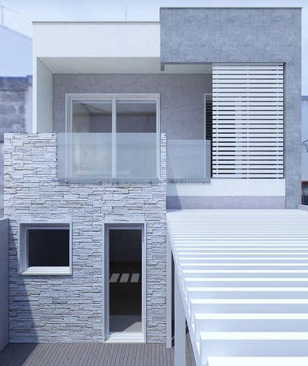 Modelli Case Moderne Awesome Finest Casa Cc Case In Stile In Stile