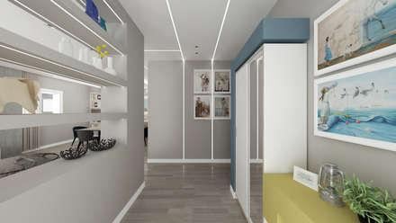 Koridor dan lorong by De Vivo Home Design
