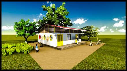 Escuelas de estilo  por Urban Shaastra