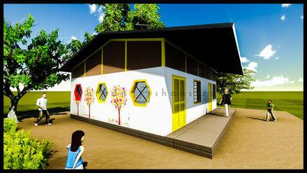 Schools by Urban Shaastra