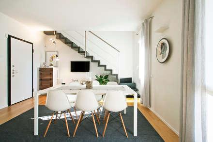ห้องทานข้าว by Chantal Forzatti architetto