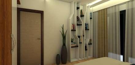 Wände von The D'zine Studio