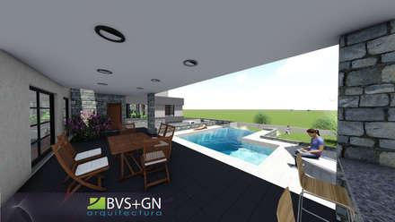Infinity pool von BVS+GN ARQUITECTURA