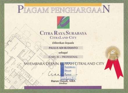 Rumah Tinggal Mewah di Semarang:  Ruang Multimedia by Paulus Adi Budianto