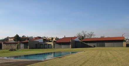 Casa GB: Casas de campo  por Bigarquitectura