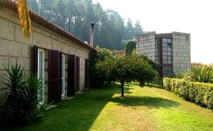 Casa AA: Casas unifamilares  por Bigarquitectura