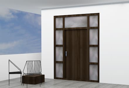ประตู by Designism