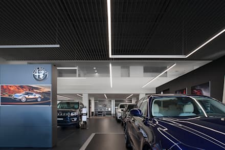 Dealer mobil by Terra Arquitectos