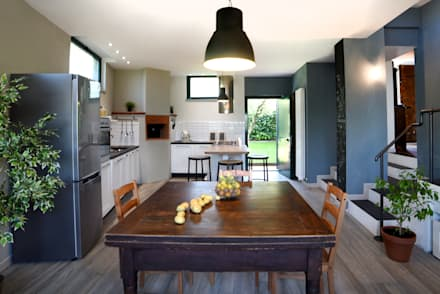 Cucina in stile rustico idee ispirazioni homify - Cucina stile rustico ...