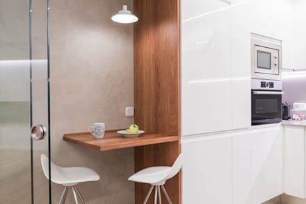 Detalle_cocina: Cocinas de estilo minimalista de MAGA - Diseño de Interiores