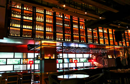 Ministry of Beer Gurugram:  Bars & clubs by Studio Interiors Infra Height Pvt Ltd