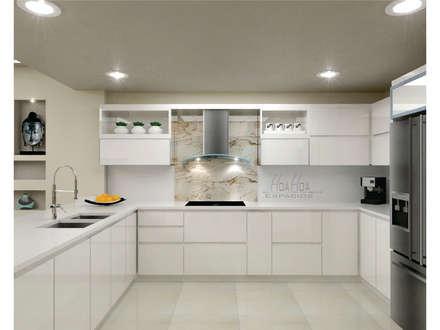 Cocinas ideas dise os y decoraci n homify for Mostrar cocinas modernas