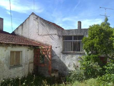 Requalificação de Habitação: Casas ecléticas por Francisco Marques, Arquitecto