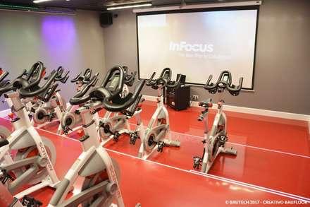 modern Gym by Bautech Sp. Z O.O.