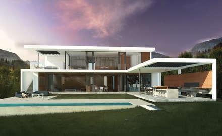mediterranean Houses by Nicolas Loi + Arquitectos Asociados