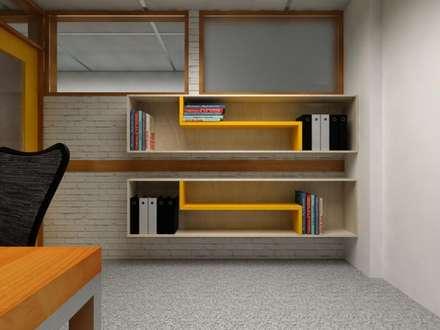 Oficinas ideas im genes y decoraci n homify for Imagenes de oficinas decoradas