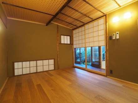 غرفة الميديا تنفيذ 一級建築士事務所 (有)BOFアーキテクツ