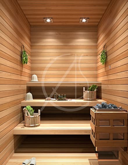 Sauna Design Ideas Designs Inspiration Pictures Homify