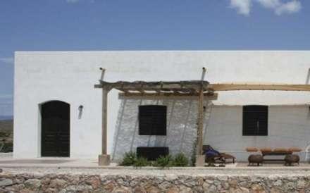 Rehabilitación del Hornillo. Casa rural La Tenada: Casas rurales de estilo  de AGRANEL ARQUITECTURA