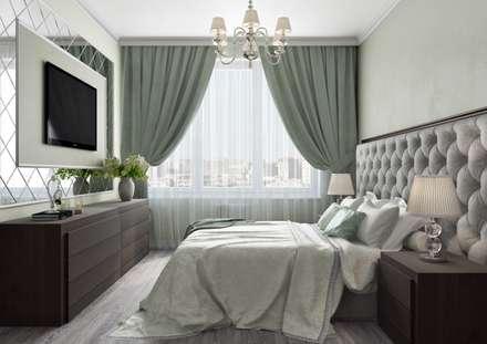 classic Bedroom by Вира-АртСтрой