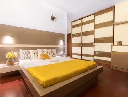 Moderne Schlafzimmer Von Creative Geometry
