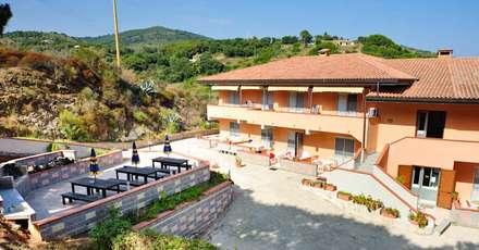 Hotels by Arch. Della Santa Giorgio