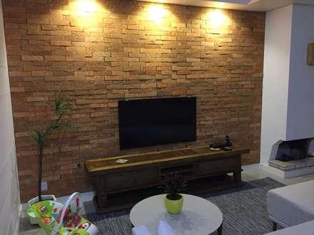 Tường by Rebello Pedras Decorativas