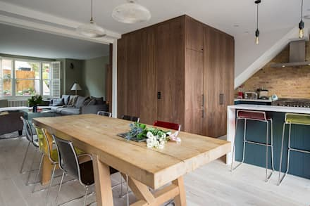 Lady Somerset2:  Built-in kitchens by Martins Camisuli Architects
