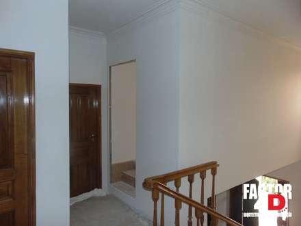 Interior#008: Closets clássicos por Factor4D - Arquitetura, Engenharia & Construção