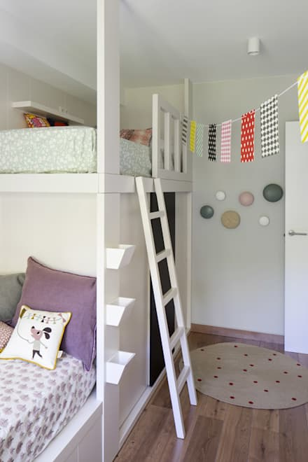 Girls Bedroom by Meritxell Ribé - The Room Studio