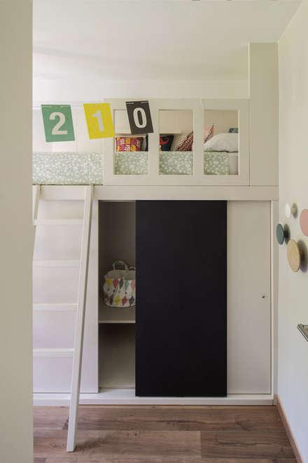 غرفة نوم بنات تنفيذ Meritxell Ribé - The Room Studio