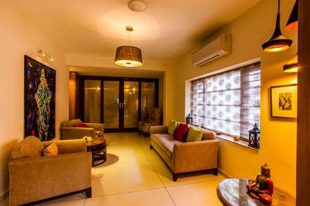 moderne Wohnzimmer von Design Dna