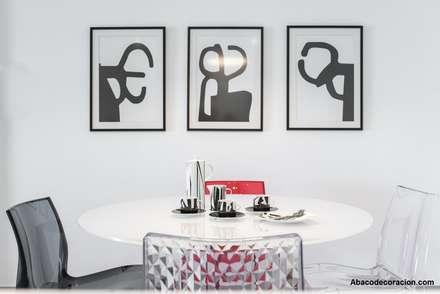 Comedor: Comedores de estilo minimalista de Abaco Decoración