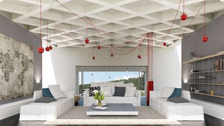 CASA BIANCA_101: Villa in stile  di architetto stefano ghiretti