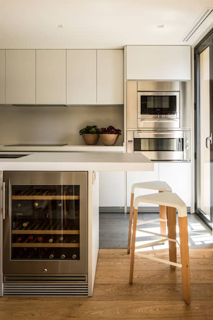 Built-in kitchens by Meritxell Ribé - The Room Studio