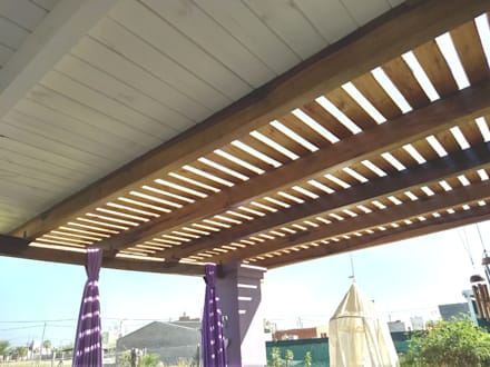 溫室 by ECOS DE SOL (Ingeniería y Construcción)