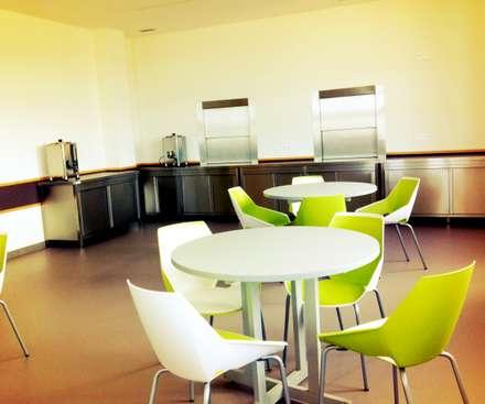 Centro de Saúde da Ilha Graciosa - Santa Cruz: Hospitais  por PE. Projectos de Engenharia, LDa