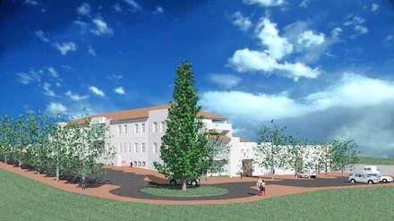 3D: Hospitais  por PE. Projectos de Engenharia, LDa