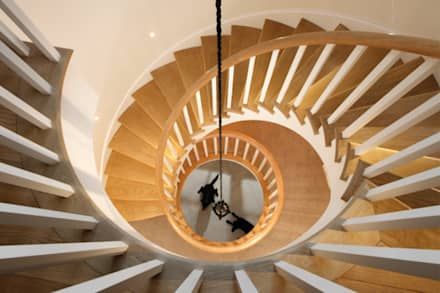 Stairs by Claire Spellman Lighting Design