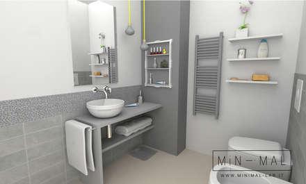 Bagno Design Scandinavo : Bagni in stile scandinavo: idee & ispirazioni homify