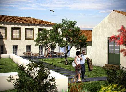 Museums by PE. Projectos de Engenharia, LDa