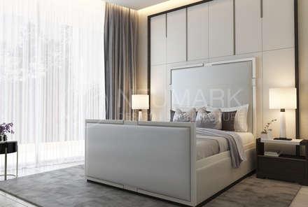Spa de estilo minimalista por NEUMARK