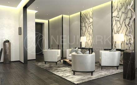 Neumark Office. Офис Neumark.: Офисные помещения в . Автор – Anton Neumark