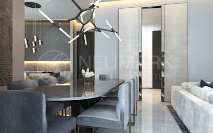 River Side Apartment. Апартаменты в River Side.: Столовые комнаты в . Автор – Anton Neumark