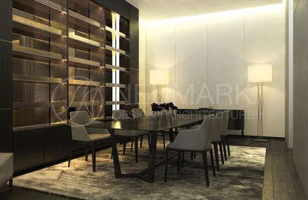Neumark Office. Офис Neumark.: Офисные помещения в . Автор – Марина Анисович, студия NEUMARK