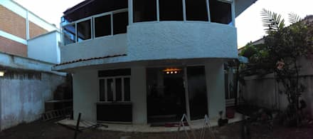 Quinta La Revoltosa: Casas unifamiliares de estilo  por Vida Arquitectura