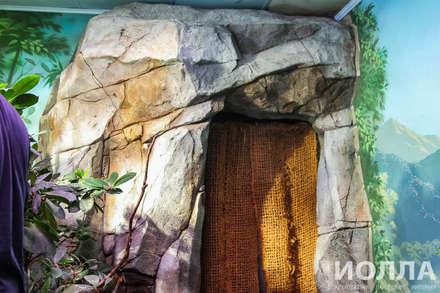 eclectic Conservatory by Архитектурно-производственная группа ИОЛЛА