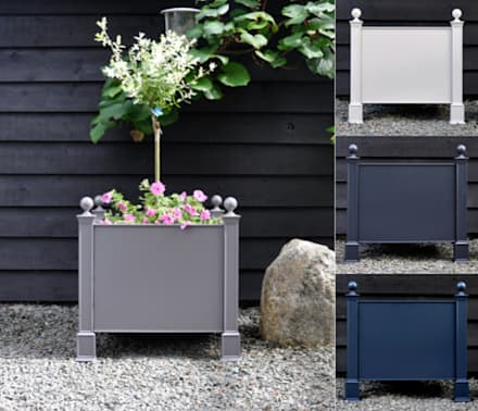 Colour to Suit : classic Garden by Cressida & Rose